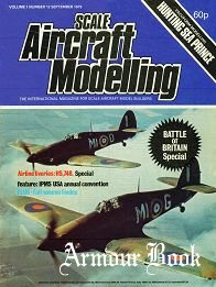 Scale Aircraft Modelling 1979-09 (Vol.01 No.12)