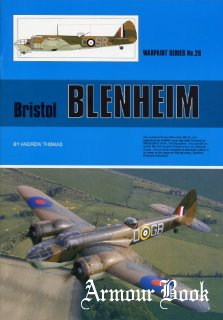 Bristol Blenheim [Warpaint Series №26]