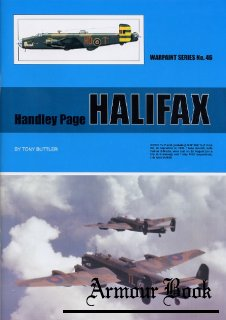 Handley Page Halifax [Warpaint Series №46]