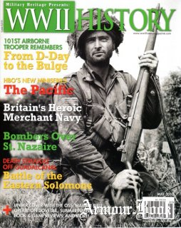 WWII History 2010-05 (Vol.9 No.3)