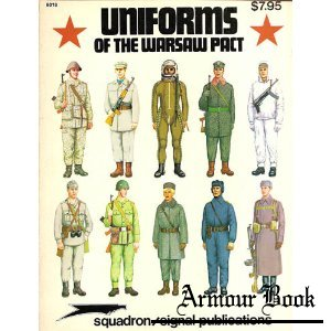 Uniforms of the Warsaw Pact [Squadron Signal 6018]