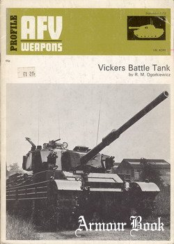 Vickers Battle Tank [AFV Weapons Profile 45]