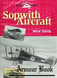 Sopwith Aircraft [Crowood Aviation Series]