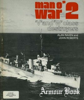 V-W Class Destroyers [Man-o-War 2]