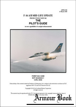 F-16AB Mid-Life Update Production Tape M2 THE PILOT'S GUIDE