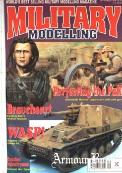 Military Modeling 1996-09