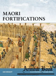 Maori Fortifications [Osprey Fortress 81]