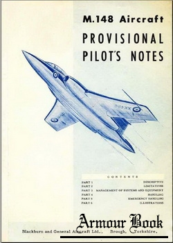 Pilot's Notes M148 Buccaneer