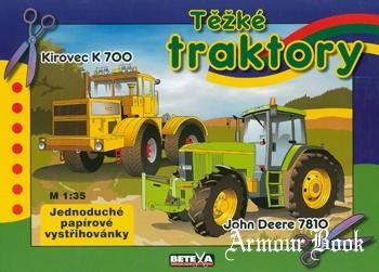"Tazke traktory BETEXA "" Armour Book - Библиотека брони"