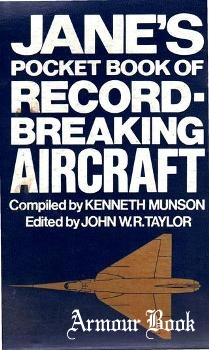 Jane's Pocket Book of Record-Breaking Aircraft [Collier Books]