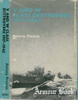 V and W Class Destroyers 1917-1945