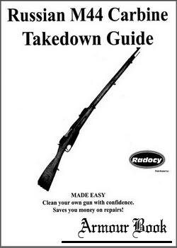 Russian M44 Carbine Takedown Guide