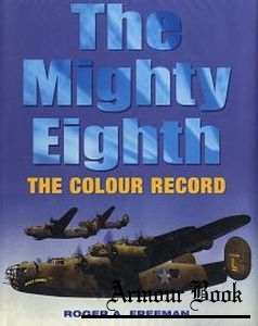 The Mighty Eighth.The Colour Record [Cassell]