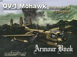 OV-1 Mohawk Walk Around [Squadron Signal 5549]