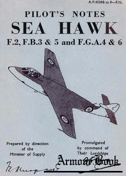 Pilots Notes Hawker Sea Hawk