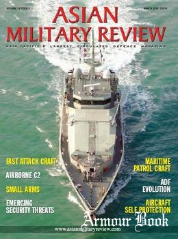 Asian Military Review March 2010