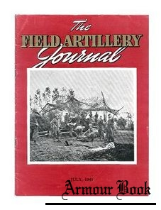 The Field Artillery Journal №№07-09 1945