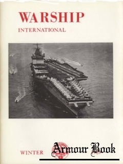 Warship International - Winter 1969