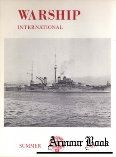 Warship International - Summer 1969
