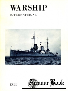 Warship International - Fall 1969