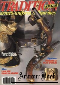 Tradition Magazine № 3 (armes-uniformes-figurines)