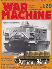 War Machine №129