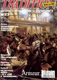 Tradition Magazine № 17 (armes-uniformes-figurines)