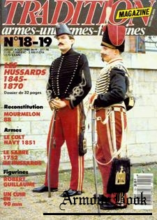 Tradition Magazine № 18-19 (armes-uniformes-figurines)