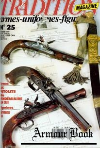 Tradition Magazine № 25 (armes-uniformes-figurines)