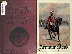 The Armies Of India - 1911