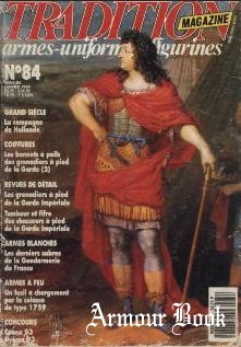Tradition Magazine № 84 (armes-uniformes-figurines)