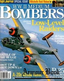 WWII Medium Bombers [Flight Journal Special]