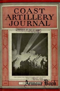 Coast Artillery Journal №01 (1931-01)