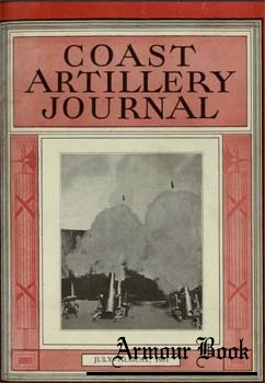 Coast Artillery Journal №05 (1931-07-08)
