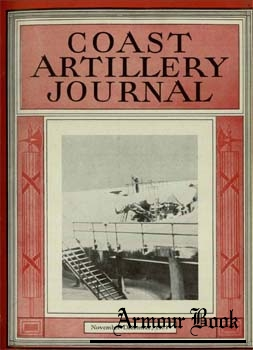 Coast Artillery Journal №07 (1931-11-12)