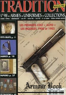 Tradition Magazine № 98 (armes-uniformes-figurines)