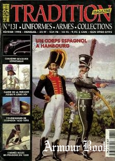 Tradition Magazine № 131 (armes-uniformes-figurines)