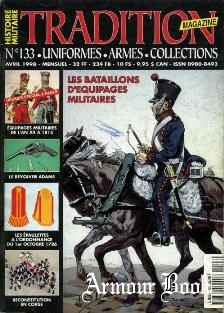 Tradition Magazine № 133 (armes-uniformes-figurines)