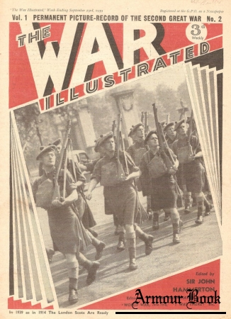 The War Illustrated 23-09-1939