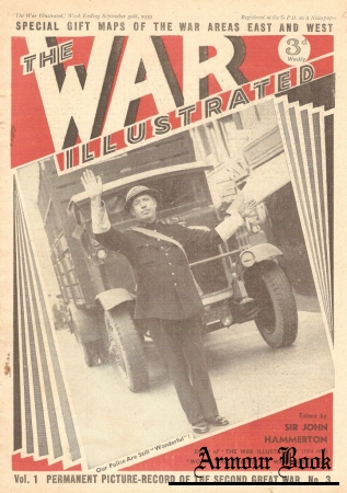 The War Illustrated 30-09-1939