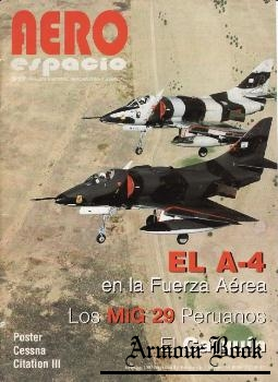 Revista Aero espacio May-Jun 1997