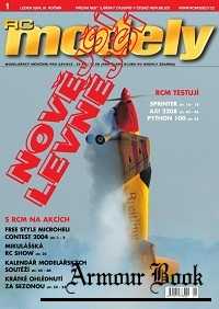 RC Modely №№ 1-12 2004