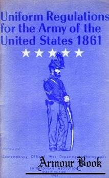 Uniform Regulations for the Army of the United States 1861