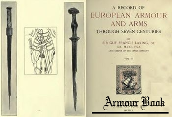 A Record of European Armour and Arms Vol. III