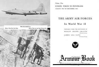 The Army Air Forces in World War II Volume Two [Office of Air Force History]