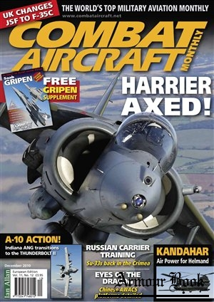 Combat Aircraft Monthly  2010-12 (Vol.11 No.12)