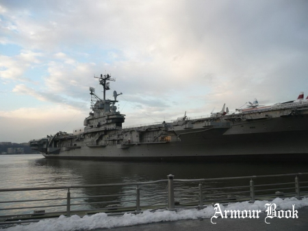 USS Intrepid CVA-11 [Walk Around]