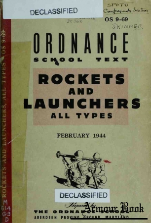 Rockets and Launchers All Types. 1944