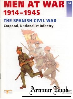 The Spanish Civil War.Corporal Nationalist Infantry [Men at War 54]