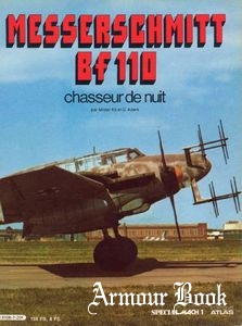Messerschmitt Bf-110 [Editions Atlas]